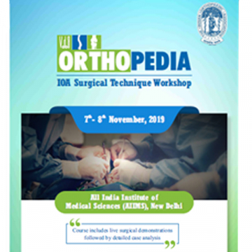 Pfizer IOA Orthopedia Workshop
